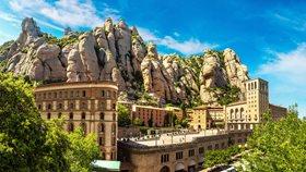 Spanje Montserrat
